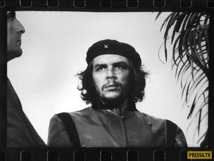 Женщины в жизни легендарного Че Гевары (20 фото)