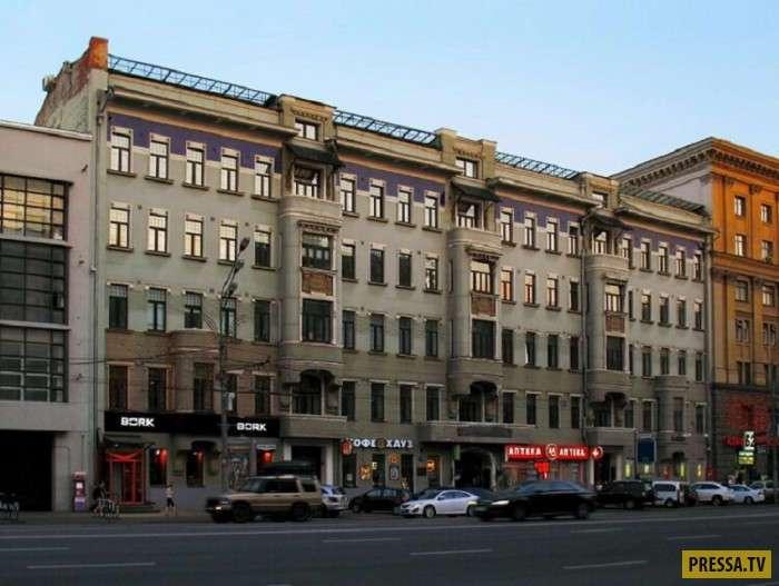 """""""Нехорошая"""" булгаковская квартира в Москве (18 фото)"""