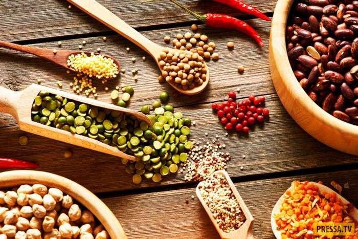 Топ 10: Продукты для здорового питания каждой женщины (11 фото)