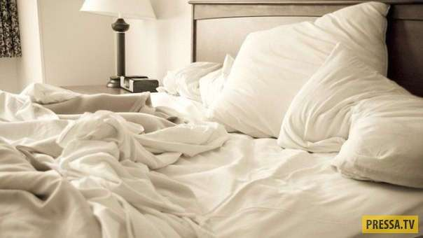 Не застилайте свою постель!