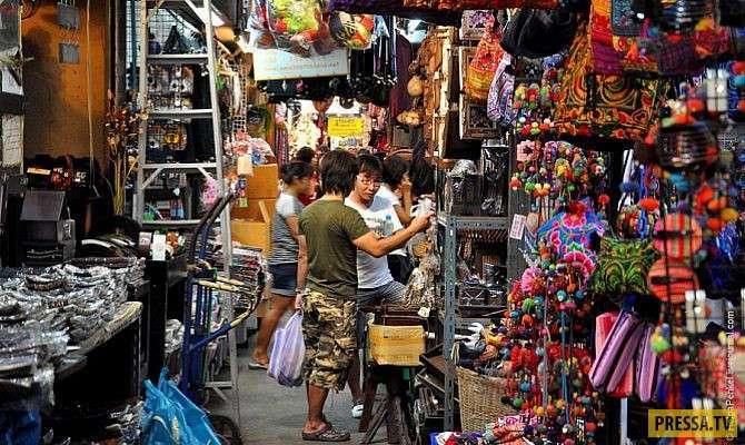 Бангкок, такой Бангкок...
