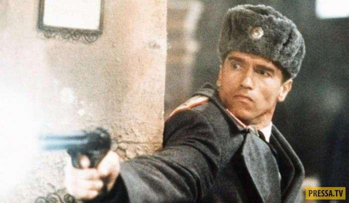 17 июня 1988 года состоялась премьера фильма -Красная жара- (14 фото+1 видео)