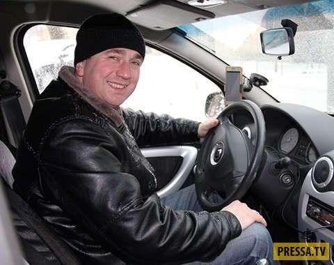 Жизненные истории от таксиста