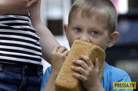 Хлеб моего детства