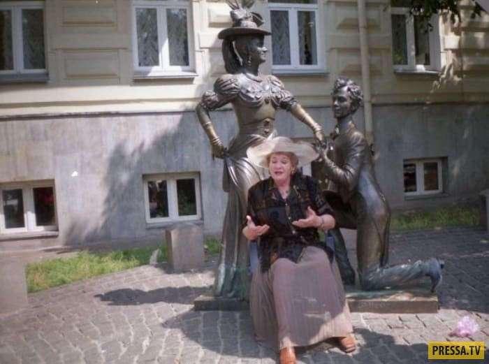 Маргарита Криницына - заложница одной роли (11 фото)