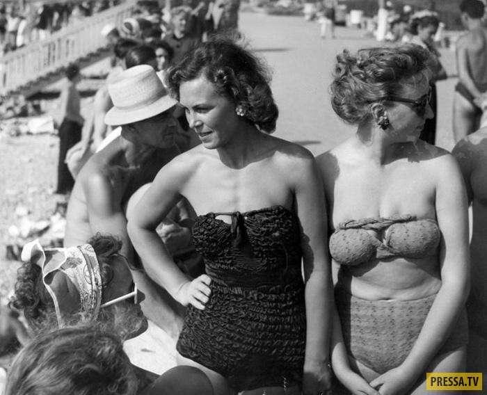 Советские девушки (20 фото)