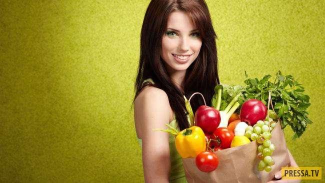 ТОП-10 продуктов, которые улучшат волосы (10 фото)