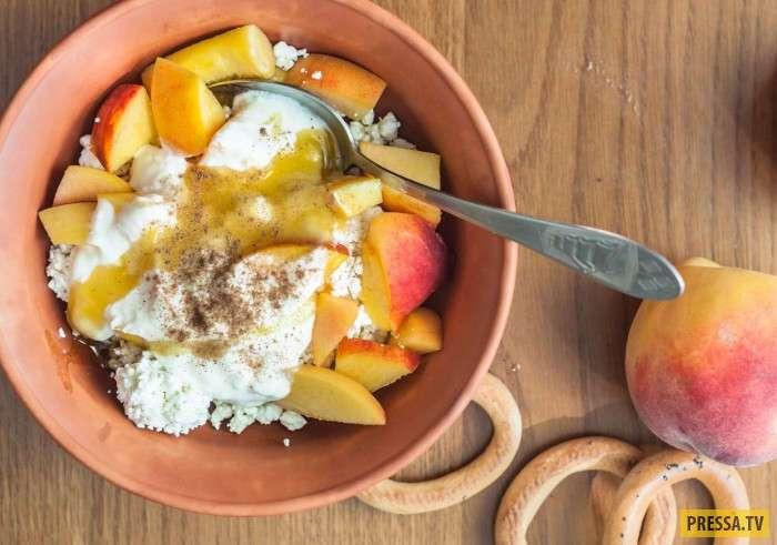 ТОП-7 завтраков для похудения (3 фото)