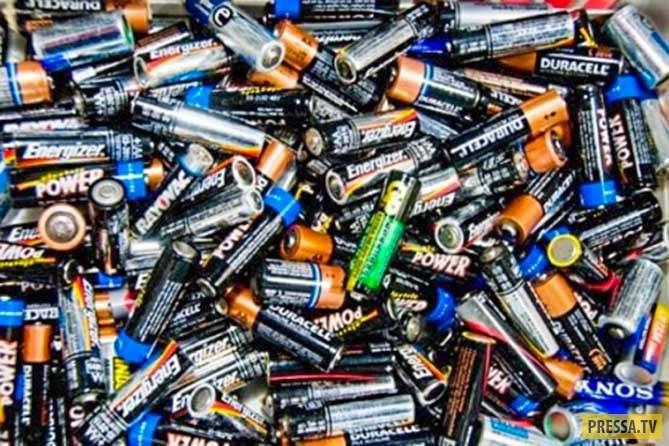 Мерзкие батарейки