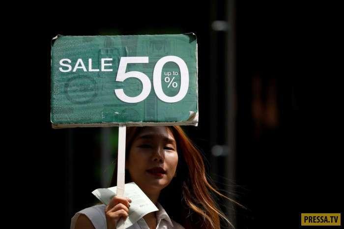 Будни жизни людей в Южной Корее (33 фото)
