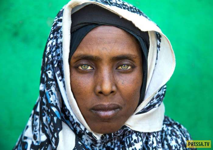 Одна из наиболее гостеприимных и доброжелательных во всей Африке стран - Эфиопия (28 фото)