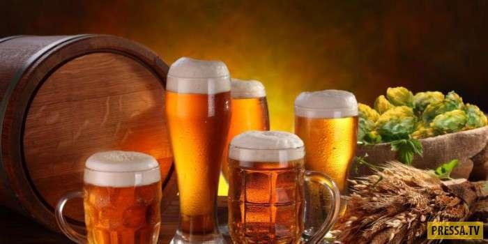 Русские туристы и пиво ведрами