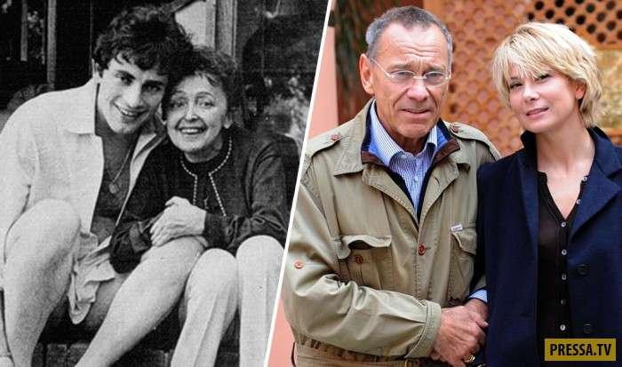 Счастливые мезальянсы знаменитостей (9 фото)