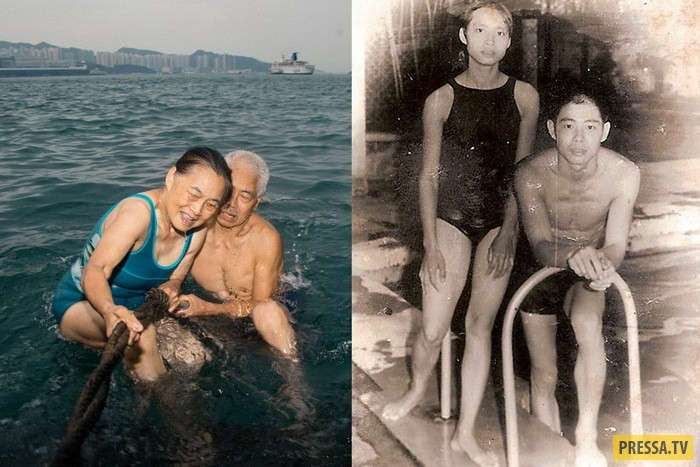 Из Гуандуна до Гонконга 6 часов вплавь - история китайских беженцев (3 фото + видео)