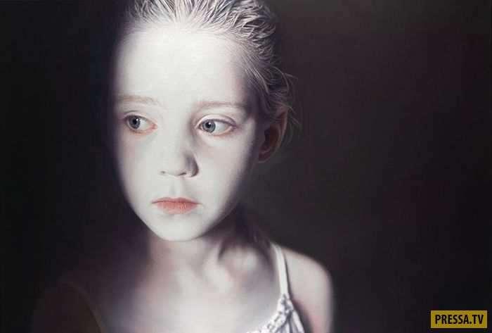 Реалистичные картины, не отличимые от фотографий (30 фото)