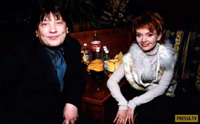 Фотографии российских знаменитостей из семейных архивов (20 фото)
