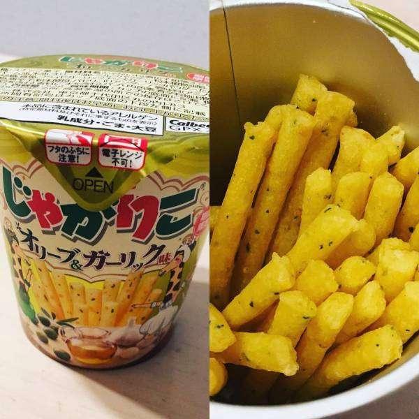 Уникальные японские закуски, которые вы больше нигде не найдете
