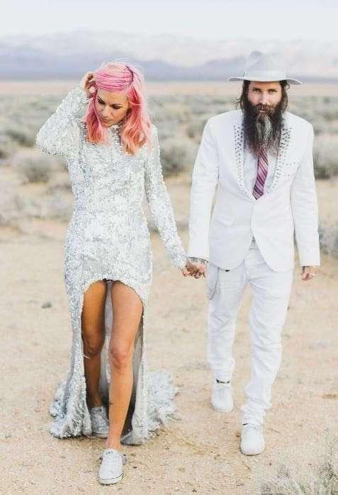 Невесты, которые не постеснялись нарушить традиции