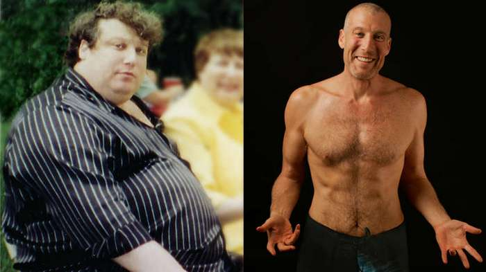 Парень плюнул на диетологов и похудел на 100 кг по собственному рецепту!