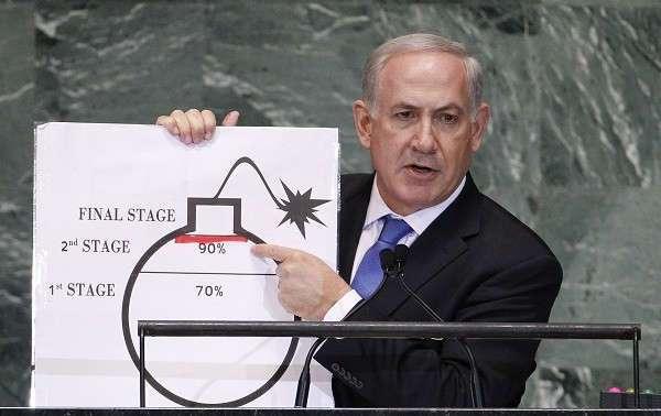 Ядерные танцы Израиля (6 фото)