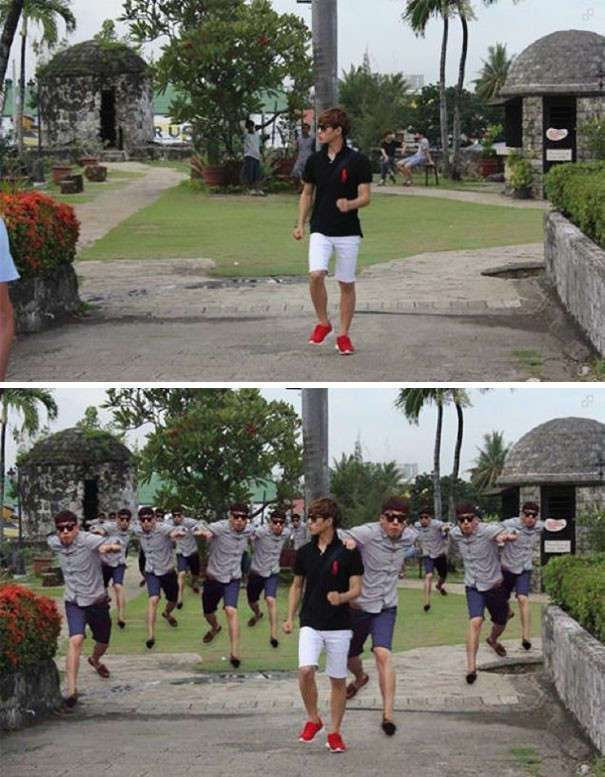 Когда за дело берутся корейские профессионалы: забавные работы фотошоп-троллей (50 фото)