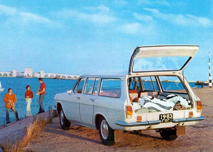 Интересный ГАЗ-31105 универсал из Томской области (6 фото)