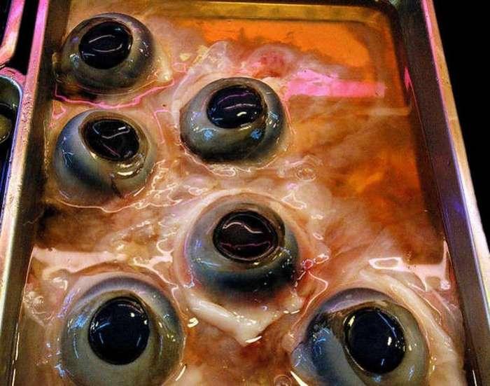 Самые омерзительные блюда планеты (28 фото)