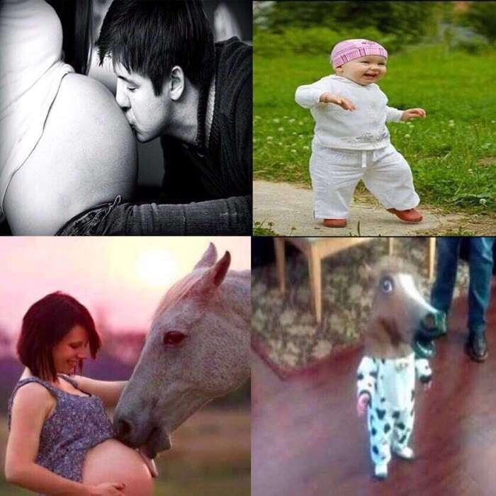 Подборка смешных картинок из Интернета (43 фото)