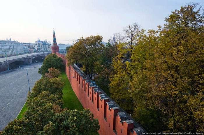 Прогулка по Кремлевской стене (67 фото)