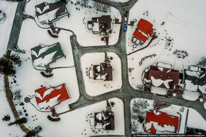 Ладожская усадьба (13 фото)