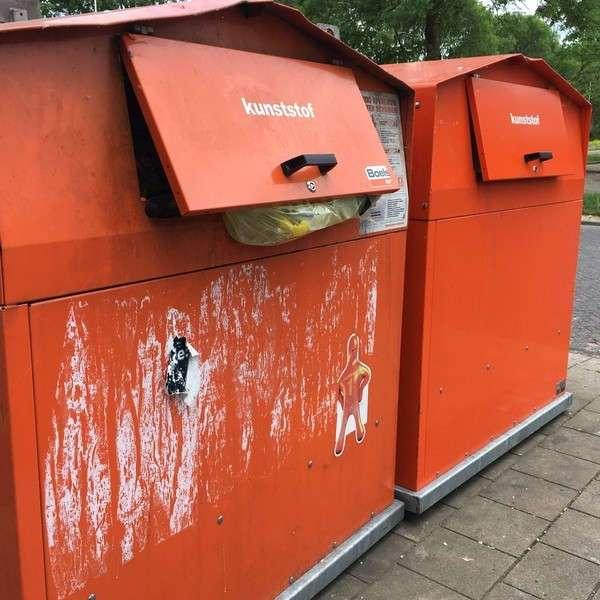 Как устроен раздельный сбор мусора в Голландии (6 фото)