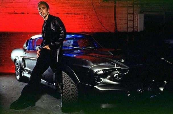 Ford mustang из фильма Угнать за 60 секунд! То самое авто! (1 фото)