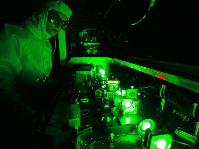 Российские и японские физики впервые в мире синтезировали квантовый металл (4 фото)