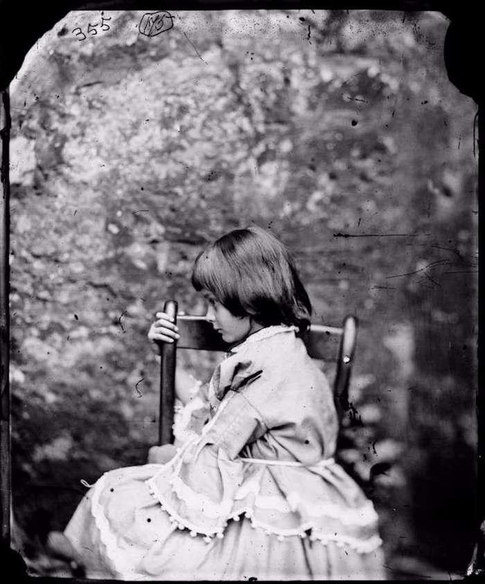 Льюис Кэролл, фотограф (39 фото)