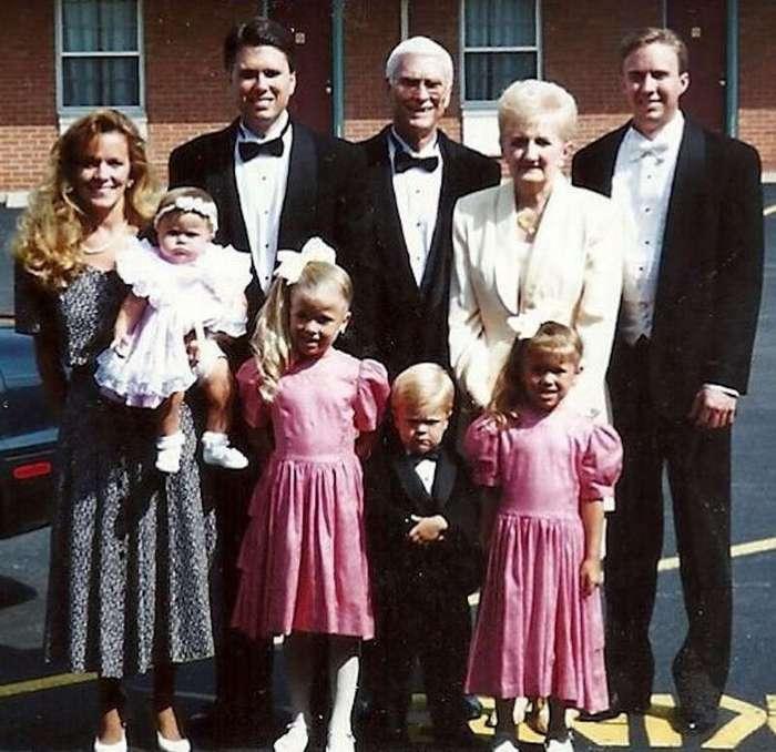 Перлы из семейных альбомов (14 фото)