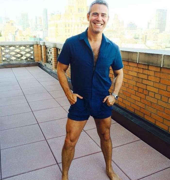 Новый модный тренд: мужские кружевные шорты (5 фото)