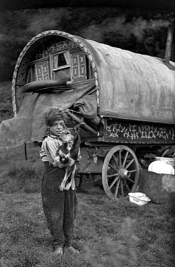 Чёрно-белое прошлое без глянца и фотошопа (68 фото)