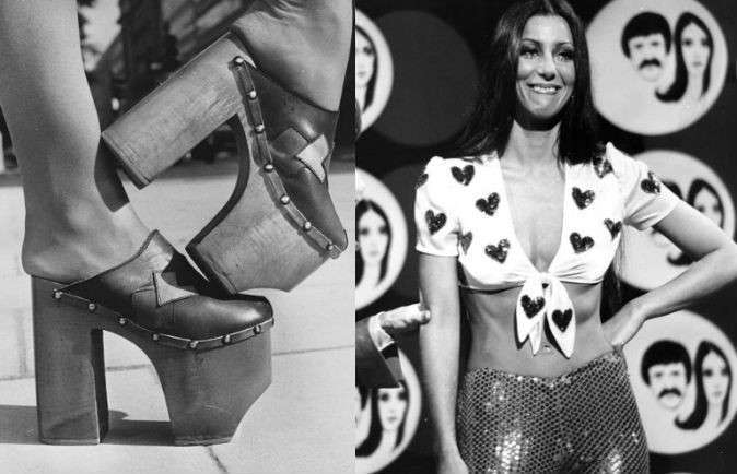 15 модных трендов 70-х, которые ушли и обещали не возвращаться (17 фото)