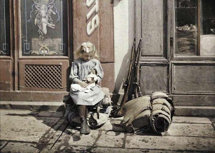 Очень интересные исторические фото (30 фото)