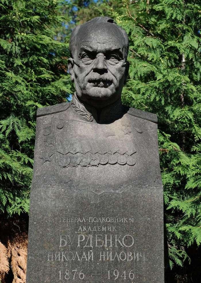 Чтобы помнили: Николай Нилович Бурденко (7 фото)