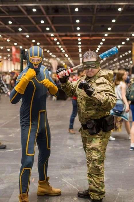 Лучший косплей на конвенции MCM Comic Con в Лондоне (22 фото)