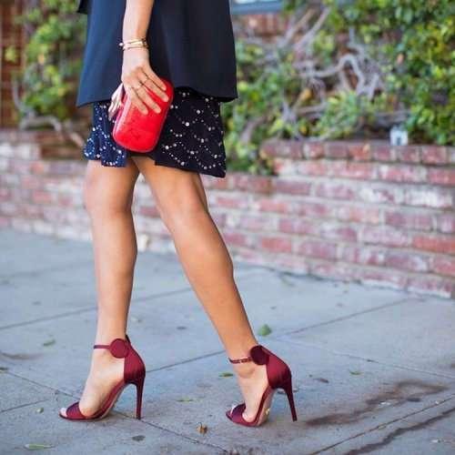 Креативная обувь а-ля Минни Маус от Oscar Tiye (12 фото)