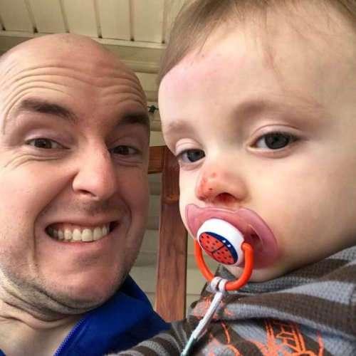 Почему детям с мамами хорошо, а с папами интереснее (28 фото)