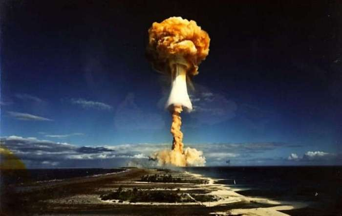 Притча о ядерном планировании (2 фото)