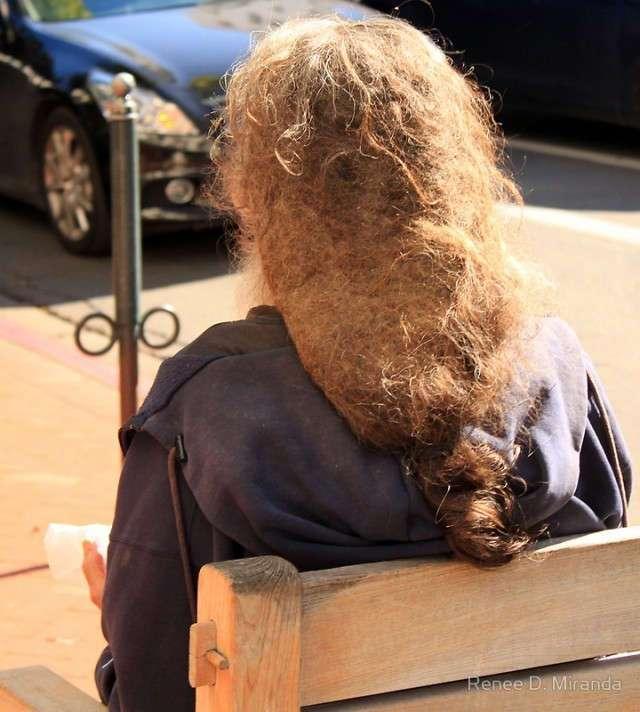 Что будет, если не ухаживать за своими волосами (18 фото)