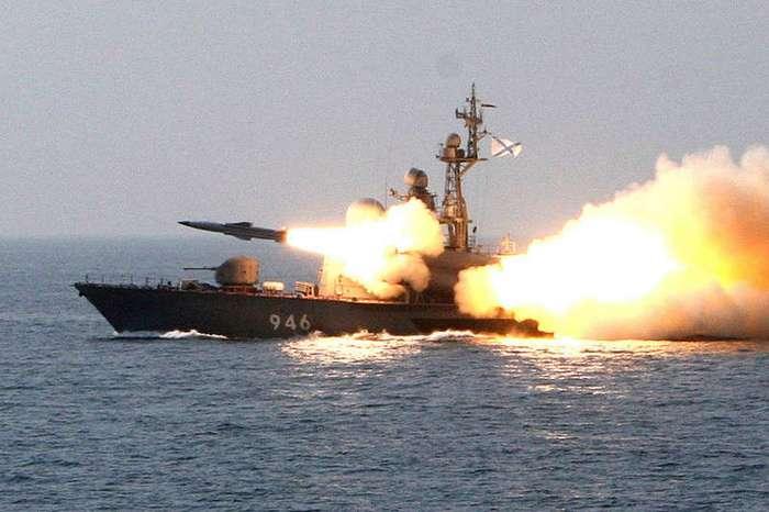 Противокорабельная гиперзвуковая ракета -Циркон- (9 фото)