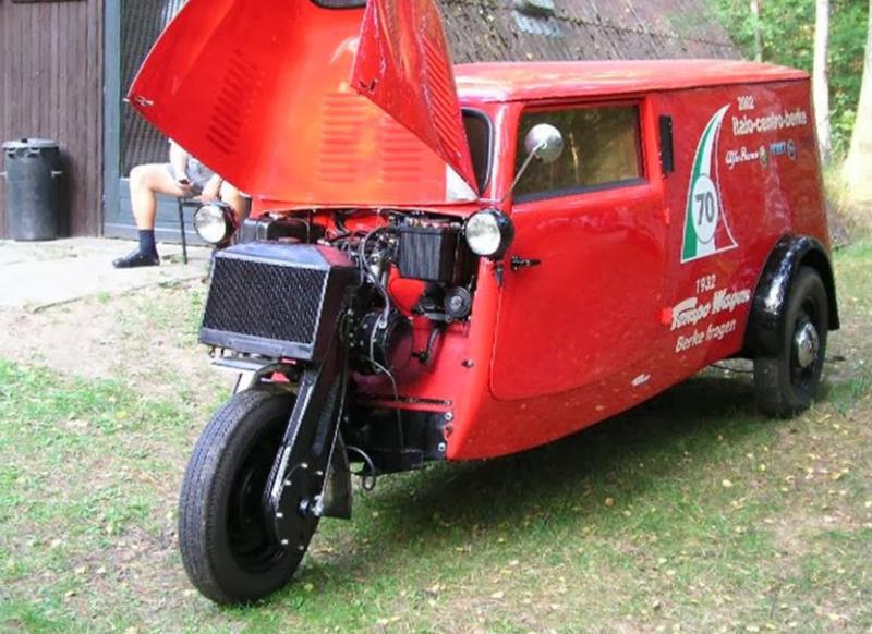 Необычные типы автомобильных приводов: от гиперкаров до грузовиков (11 фото)