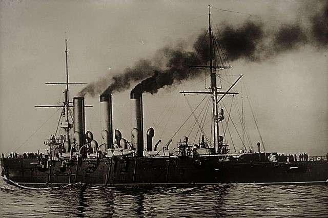 -Аврора- и -сёстры-. Как сложилась судьба -двойников- -корабля революции- (9 фото)