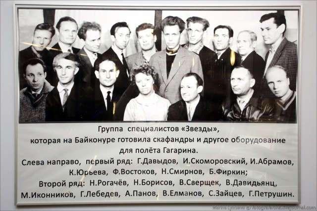 Откуда взялась надпись -СССР- на шлеме Гагарина (9 фото)