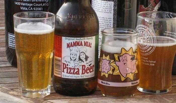 Самые странные алкогольные напитки (19 фото)